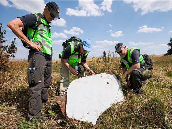 Генпрокуратура РФ заявила об опровержении выводов следствия по MH17