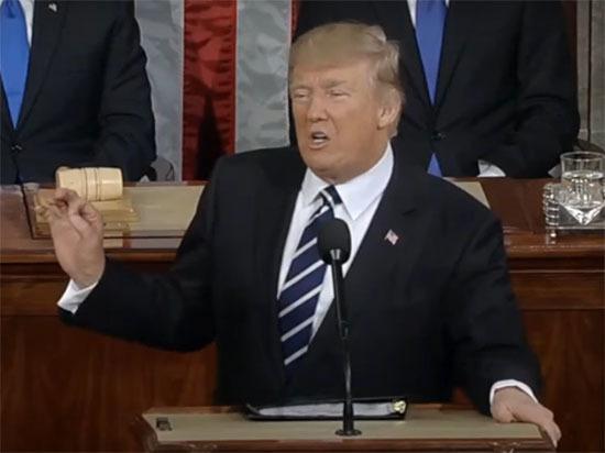 Трамп: американские военные больше не будут создавать демократии за рубежом