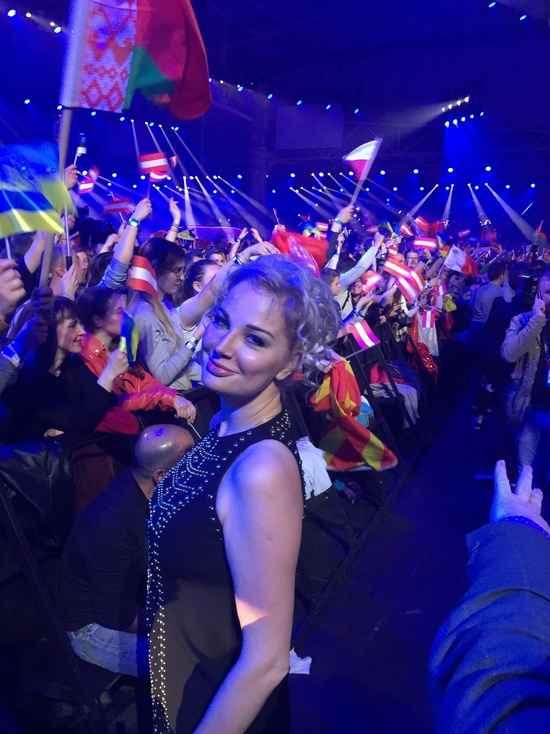 Мария Максакова побила на киевском Майдане личный рекорд