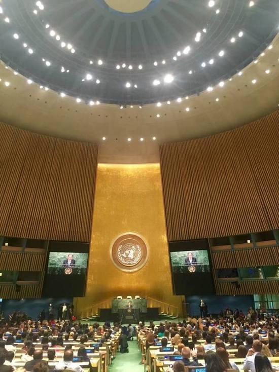 ООН отчиталась о перехвате двух двух поставок из Северной Кореи в Сирию