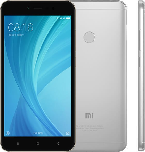 Смартфон Xiaomi Redmi Note 5A анонсирован официально