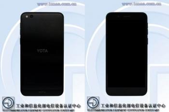 TENAA показал смартфон Yotaphone 3