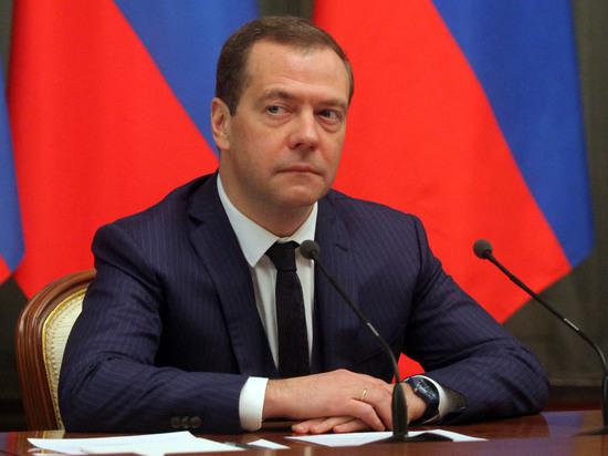 Медведев поставил на Трампе крест: