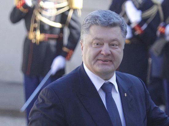 Порошенко в Киеве методично «убалтывал» конгрессменов США дать Украине оружие