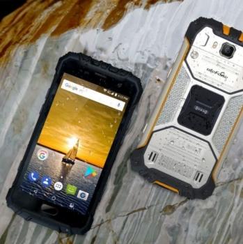 Брутальный усиленный смартфон Ulefone Armor 2 со скидкой в TomTop
