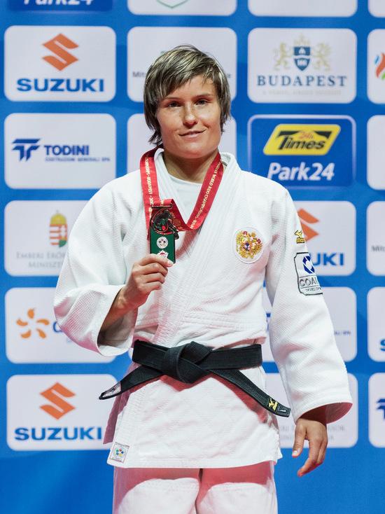 Дзюдо, чемпионат мира: Кузютина и Пуляев не изменили своим медалям