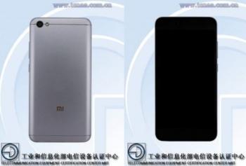 Облик смартфона Xiaomi Redmi Note 5A официально рассекречен