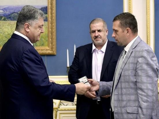 Порошенко назначил нового постпреда для работы над возвращением Крыма