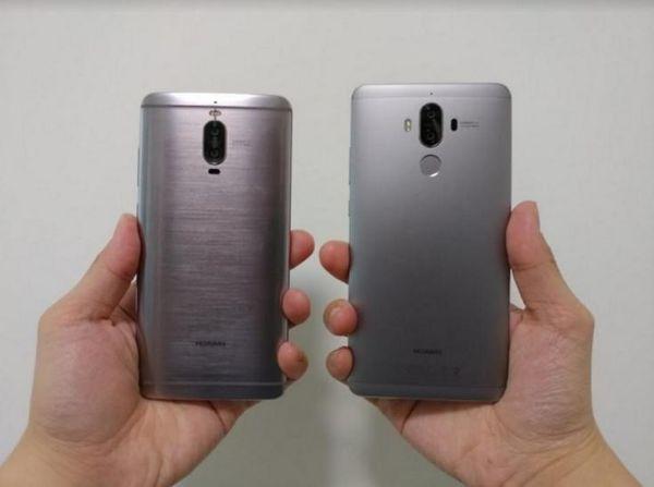 Новый флагман Huawei выйдет в двух модификациях