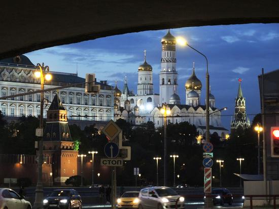 Путину предложили перенести столицу России за Урал