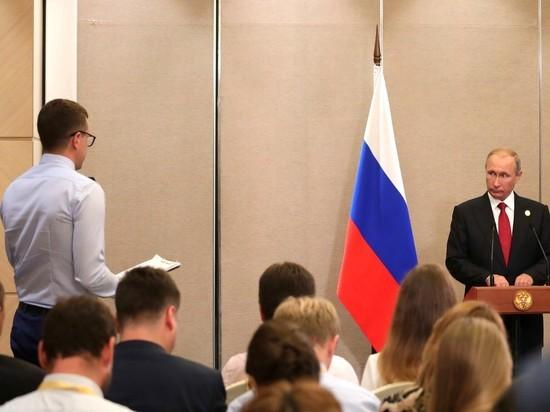 Путин попросил «успокоиться» насчет Кадырова: президент открыл политсезон