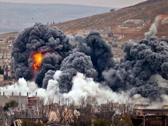 Несколько сирийских военных стали жертвами авиаударов ВВС Израиля