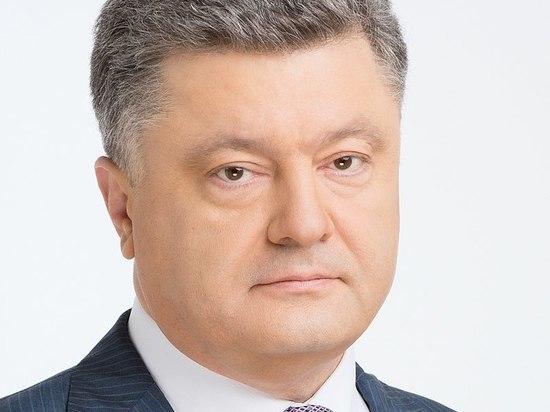 Порошенко похвалил пограничников, не ставших стрелять в Саакашвили