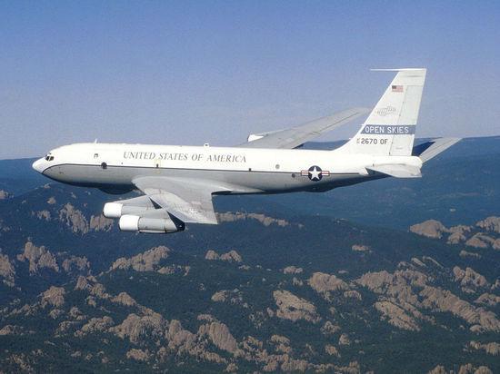 Украина и США проведут совместный наблюдательный полет над Белоруссией и Россией