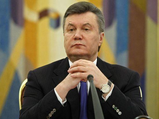 Януковича обвинили в захвате власти на Украине в 2010 году