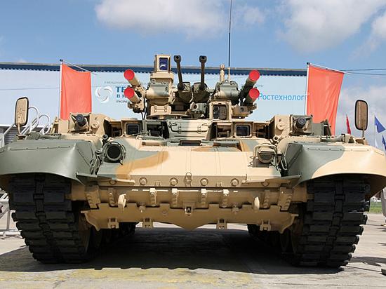 Не для парадов: «Терминатор» испытали в боевых условиях в Сирии