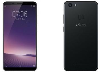 Смартфон Vivo V7+ получил дискретный ЦАП и слабенький экран