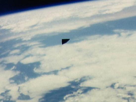 Уфологи сообщили об в «НЛО» на орбитальных снимках NASA