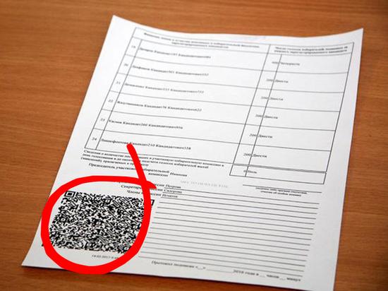 Причиной странных результатов на выборах в Москве стали QR-коды