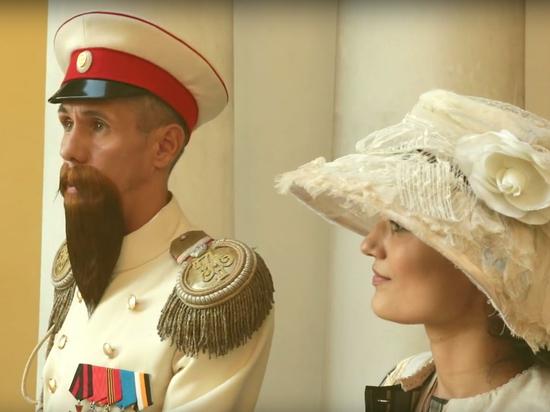 Актер Панин поглумился над Поклонской, представ в образе Николая II