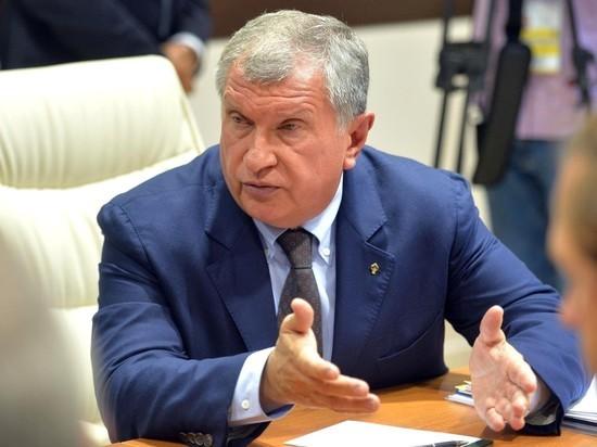 Сечин назвал «профессиональным кретинизмом» обнародование его полной беседы с Улюкаевым