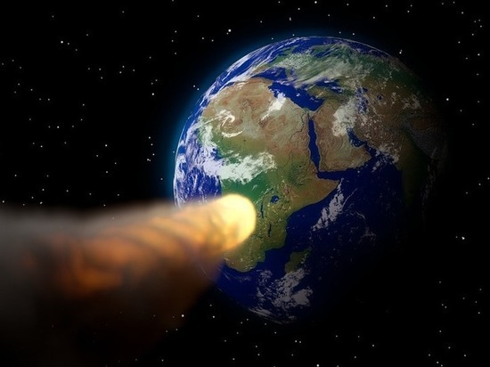 С Землей разминулся астероид размером с МГУ