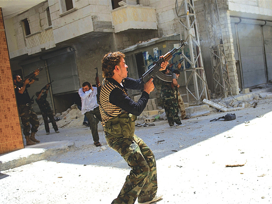 В Сирии пошли на штурм последнего оплота ИГИЛ
