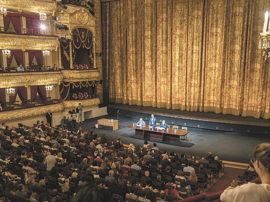 «Праправнучка» Матильды Кшесинской пополнила труппу Большого театра