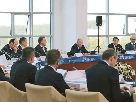 Путин разгромил чиновников на Дальнем Востоке: «Исправлять ситуацию!»