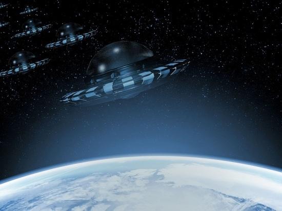 Уфологи рассказали о сотне НЛО, приближающихся к Земле