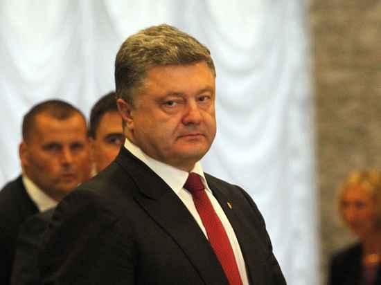 Порошенко допустил вероятность утраты Украиной государственности