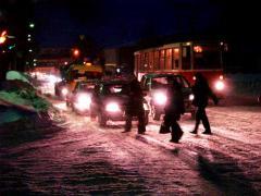 Ноябрь в Челябинской области начнется с непогоды: сильный ветер, мокрый снег и гололедица