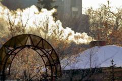 Жительцы 20 домов Челябинска замерзают без отопления