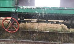 Грязь и вонь: экологи требуют проверить предприятие по мытью вагонов в Аргаяше