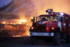 Свыше 400 пожаров – таковы итоги пожароопасного сезона-2017 в Челябинской области