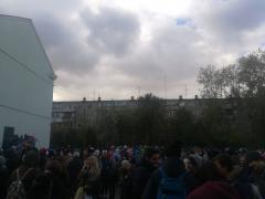 В Челябинске эвакуируют детей из школ, детсадов, вузов. Список