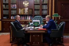 Борис Дубровский поддержал проект областной Общественной палаты