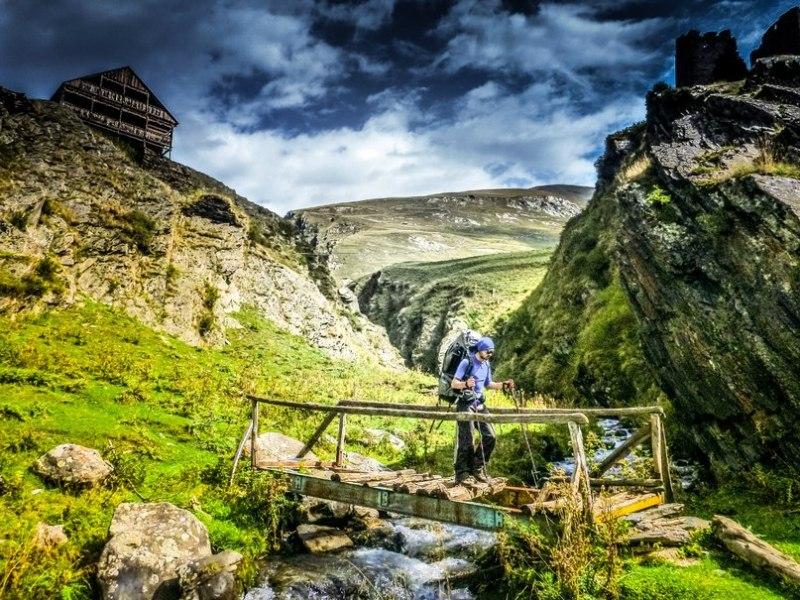 Выбирайте идеальный маршрут для похода