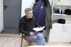 ГУФСИН опровергает информацию о создании невыносимых условий содержания экс-сенатору Константину Цыбко