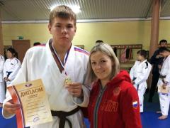 Южноуральские дзюдоисты выиграли пять медалей на первенстве России среди инвалидов