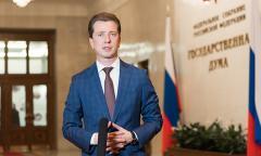 Бурматов возглавил комитет по экологии и охране окружающей среды в Госдуме