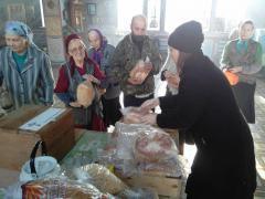 В  храме Рождества Богородицы Верхнего Уфалея будут еженедельно  бесплатно раздавать хлеб нуждающимся