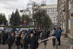 Евгений Тефтелев о лжеминировании: вмешательства администрации не потребовалось