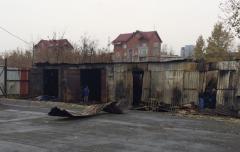 В Челябинске неисправность гидрантов привела к проблемам при тушении пожара на складах ТВК «Калибр»