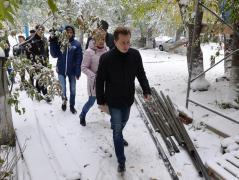 Замерзающие жители Челябинска пожаловались депутату Государственной Думы