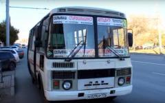 В Челябинске водителя маршрутки поймали пьяным за рулем