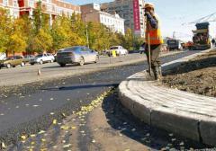 В Челябинске завершается масштабный ремонт дорог