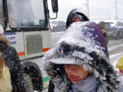 К вечеру четверга в Кизильском районе высота снежного покрова достигла шести сантиметров. Снегопад продолжается