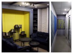 В Челябинске появилась «комната тишины» — первая и единственная на Урале