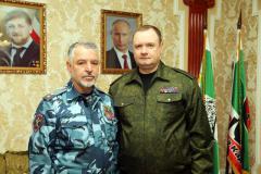 Начальники полиции Южного Урала и Северного Кавказа обсудили перспективы совместной работы